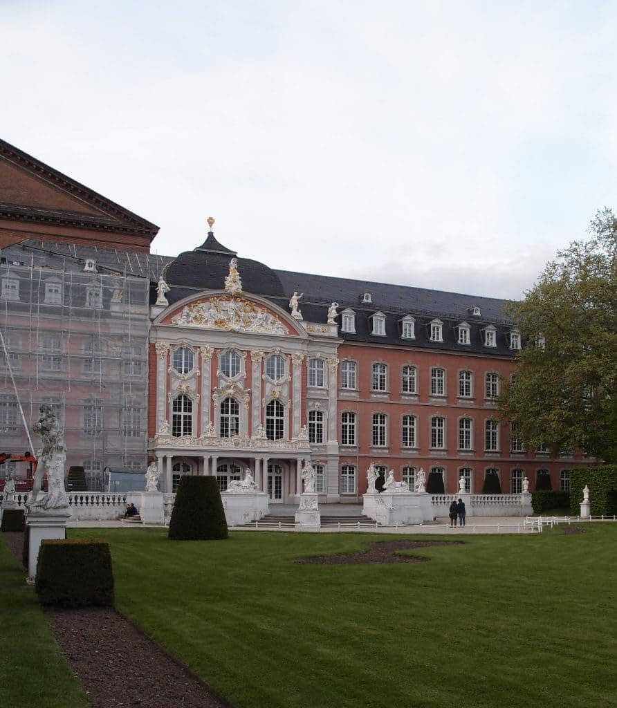 Electoral Palace in Trier