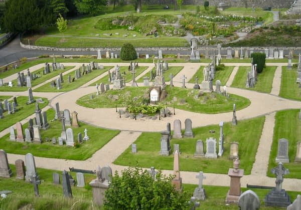 Old Town Cemetery, Stirling