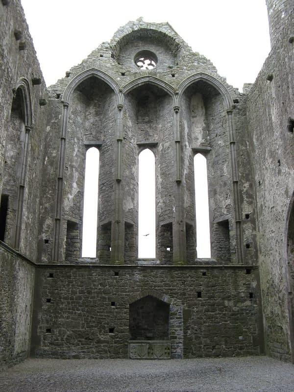 St. Patrick's Cathedral, rock of cashel