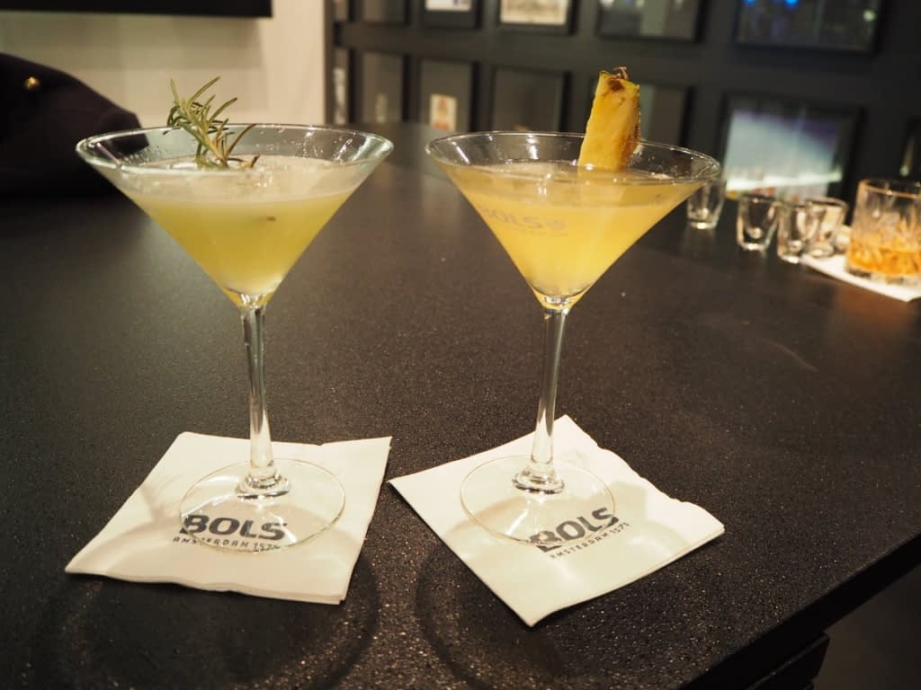 House of Bols cocktails