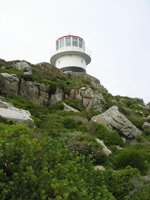 Old Lighthouse in Cape of Good Hope