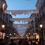 Visiting Malaga, Spain During La Noche en Blanco