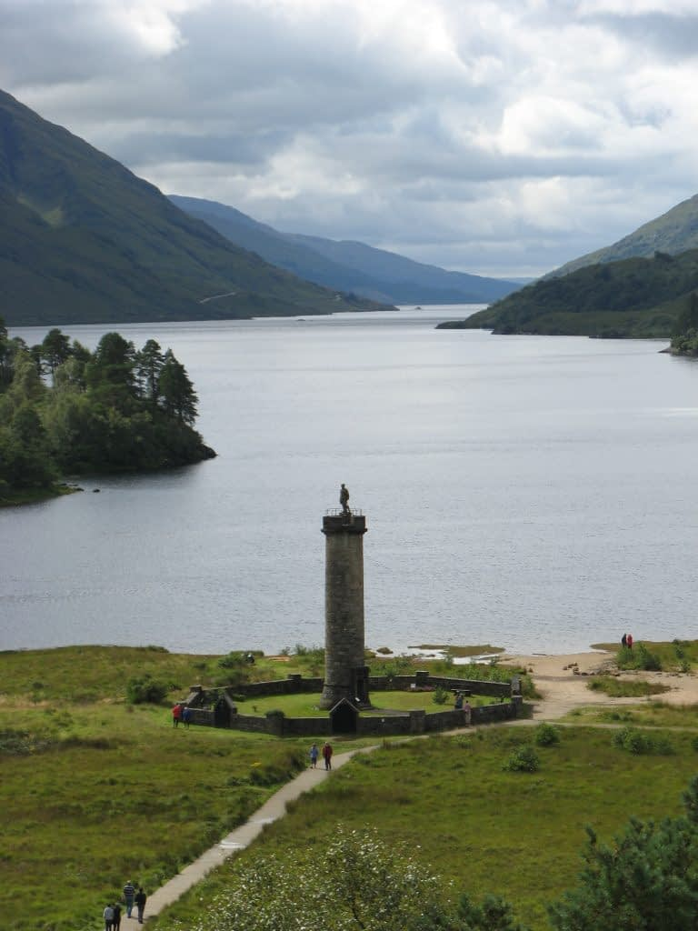 Glenfinnan Monument Scotland