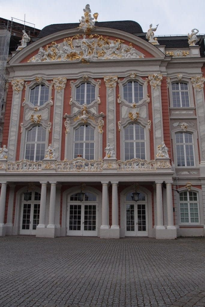 Electoral Palace, Trier
