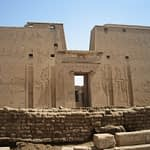 The Temple of Edfu, Egypt