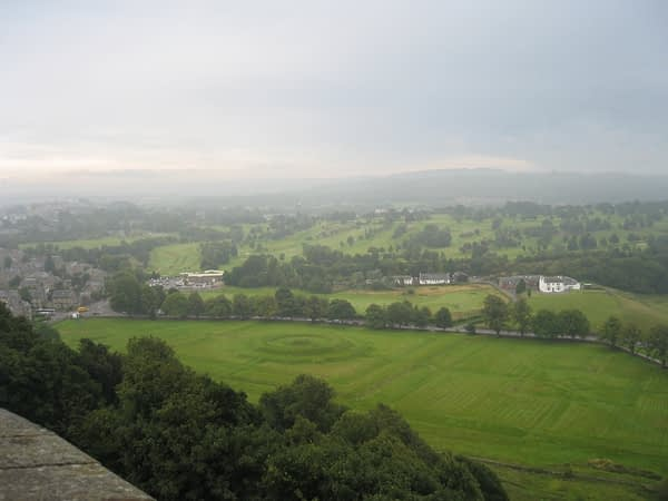 King's Knot, Stirling Scotland