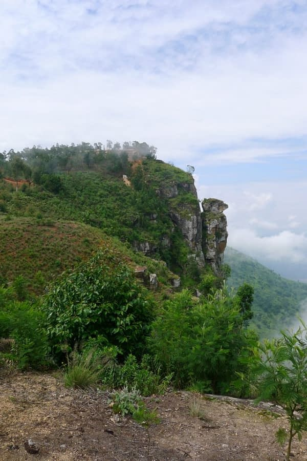 Usambara Mountains Irente Viewpoint