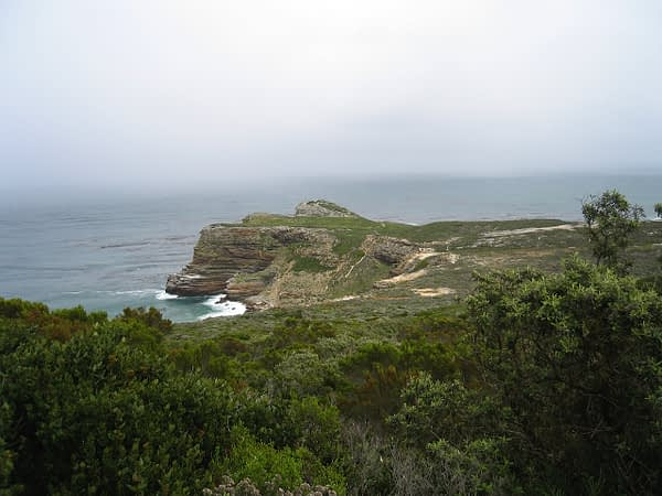 Cape of Good Hope view