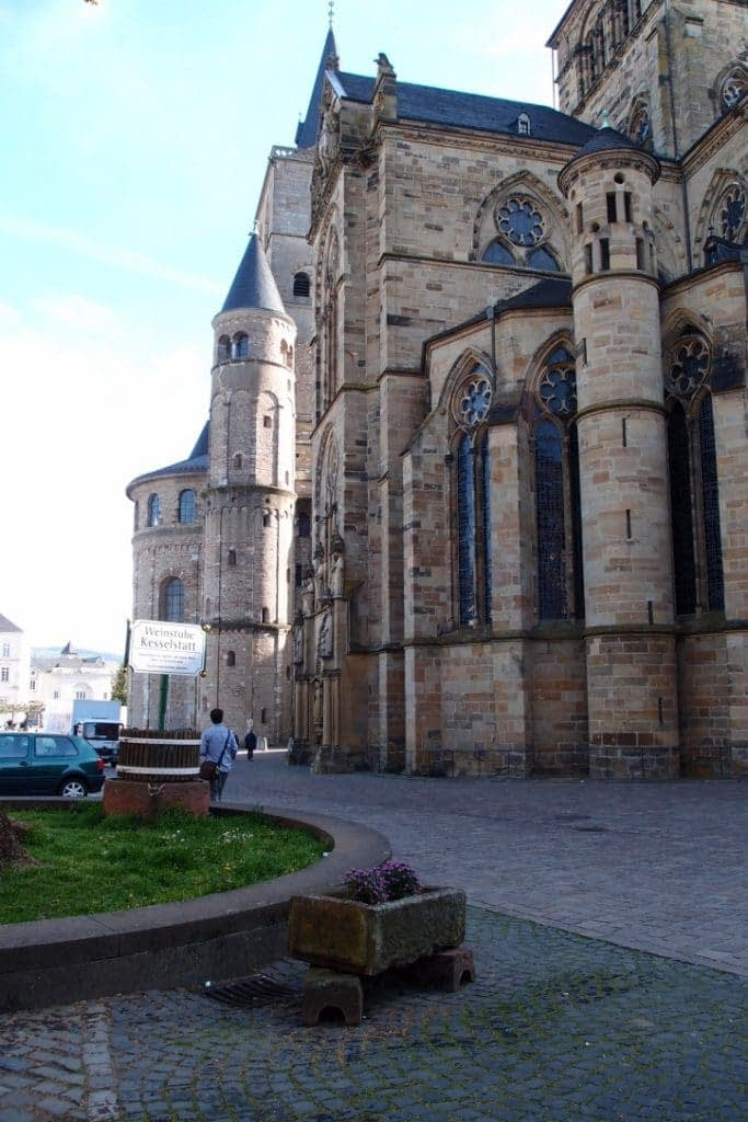 St. Peter's Cathedral, Trier