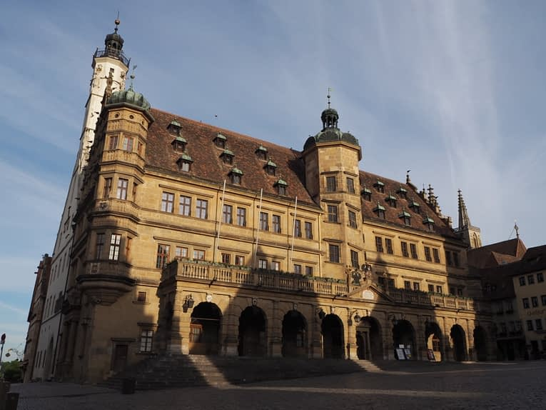 Rathaus (The Town Hall)