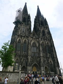 Cologne Cathedral exterior
