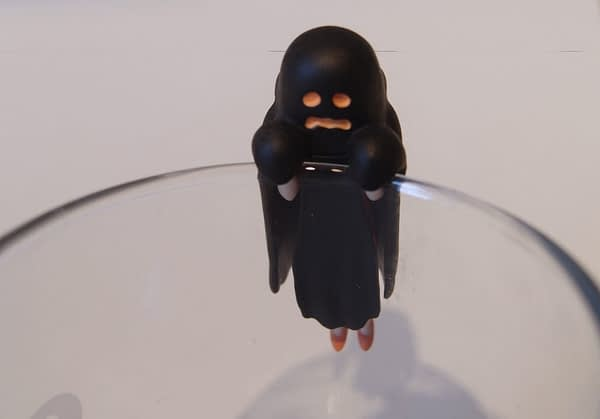 fuchiko black ghost costume Halloween