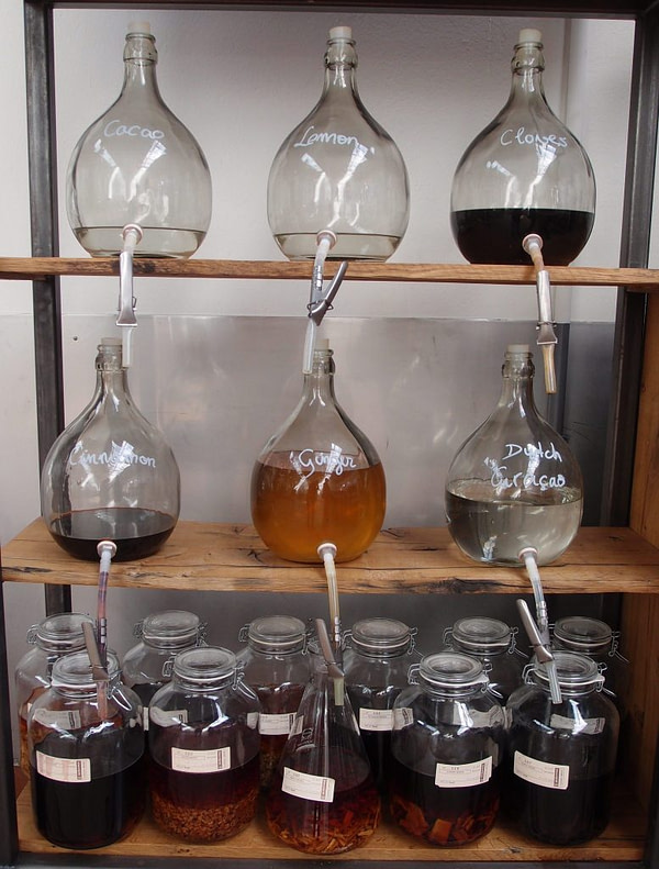 de kuyper flavour extracts
