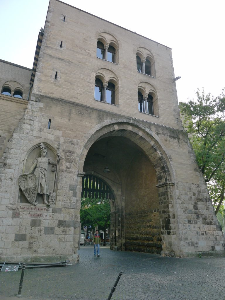 Eigelstein Gate Tower, Cologne